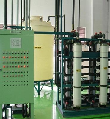 超滤水处理工程