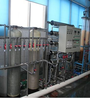 反渗透水处理设备工程