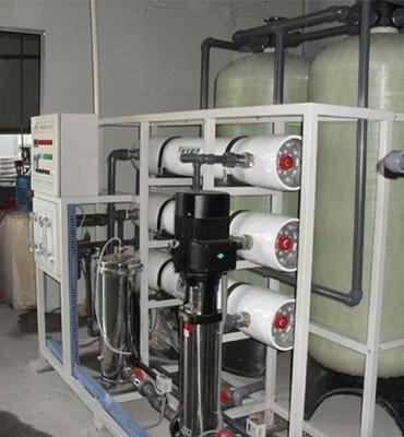 水处理设备耗材工程