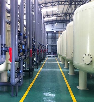 电镀中水回用设备工程