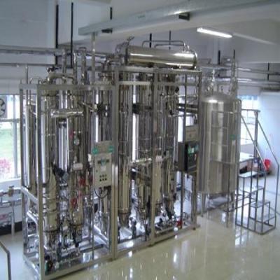 电加热多效蒸馏水机