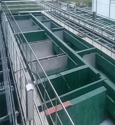化工污水处理站