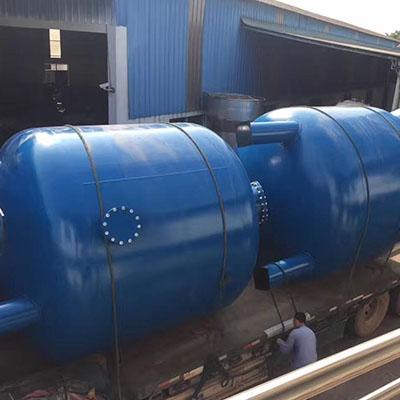 碳钢多介质过滤器